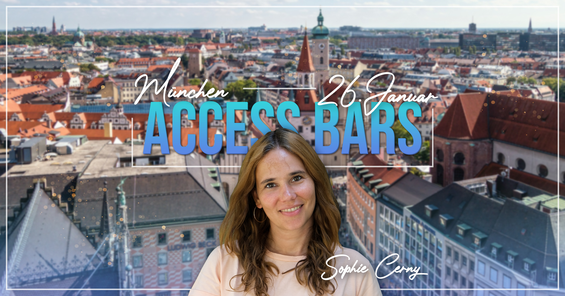 München Access Bars Sophie Cerny